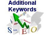 Additional Product Keywords SEO
